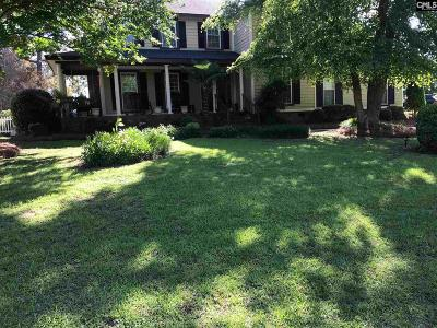 Columbia Single Family Home For Sale: 100 Seven Springs