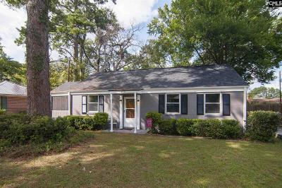Cayce, S. Congaree, Springdale, West Columbia Single Family Home For Sale: 720 Karlaney