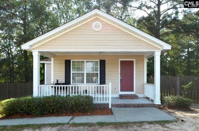 Columbia SC Single Family Home For Sale: $79,900