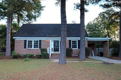 West Columbia Single Family Home For Sale: 1108 Gunter