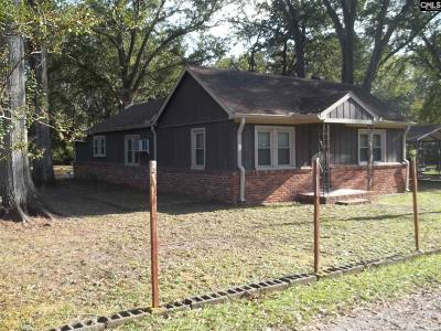 Cayce Single Family Home For Sale: 2311 W Congaree
