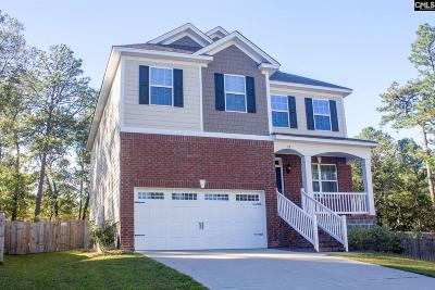 West Columbia Single Family Home For Sale: 119 Caughman Hill