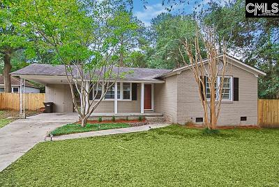 West Columbia Single Family Home For Sale: 2361 Mary