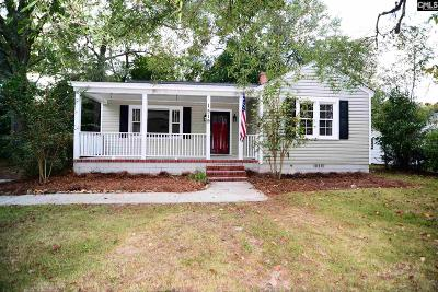 Camden Single Family Home For Sale: 1519 Lakeview