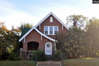 Monetta, Ridge Spring, Wagener, Johnston, Pelion, Newberry, Ward Single Family Home For Sale: 810 Caldwell