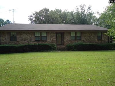 Blythewood Single Family Home For Sale: 2740 Wildflower