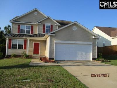 Lexington County, Richland County Single Family Home For Sale: 448 Indigo Ridge