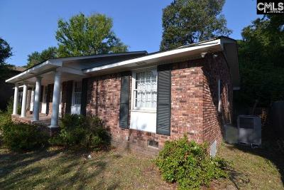 West Columbia Single Family Home For Sale: 1420 F