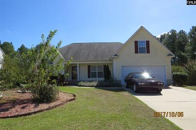 Single Family Home For Sale: 1512 Knotts Haven
