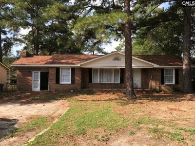 West Columbia Single Family Home For Sale: 1688 Batchelor
