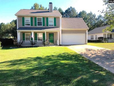 Lexington County, Richland County Single Family Home For Sale: 107 Cedar Field