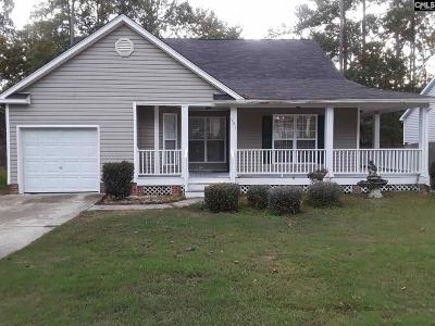 Columbia SC Single Family Home For Sale: $101,000