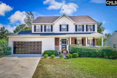 Irmo Single Family Home For Sale: 318 Glen Rose