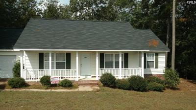 Columbia SC Single Family Home For Sale: $112,000