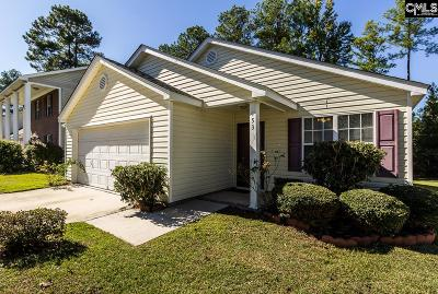 Columbia Single Family Home For Sale: 153 Cane Brake