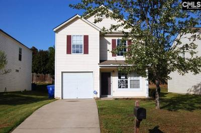 Columbia SC Single Family Home For Sale: $132,900