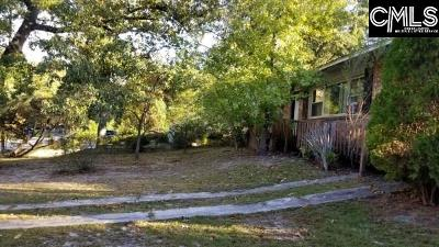 Columbia SC Single Family Home For Sale: $49,500