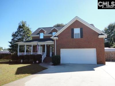 Lugoff Single Family Home For Sale: 10 Bowhunter