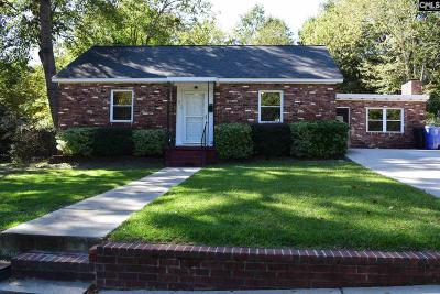 Columbia Single Family Home For Sale: 513 Tyler