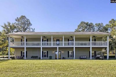 Lexington Single Family Home For Sale: 135 Three Pond