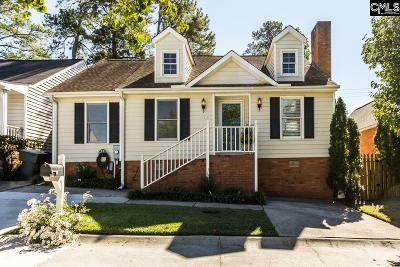 Columbia Single Family Home For Sale: 104 Village