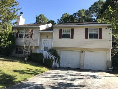 Columbia SC Single Family Home For Sale: $90,300
