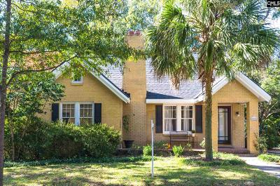 Columbia Single Family Home For Sale: 1317 Fairview