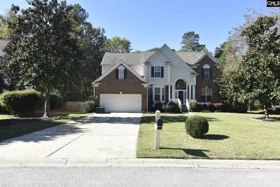 Ashford Hall Single Family Home For Sale: 114 Hollingshed Creek