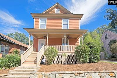 Columbia Single Family Home For Sale: 2208 Wayne