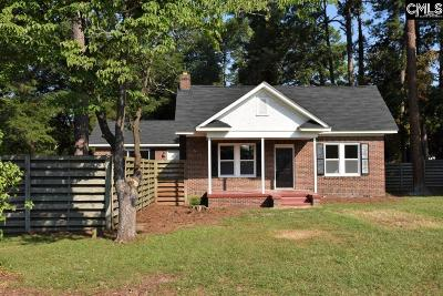 Columbia Single Family Home For Sale: 3202 Belvedere