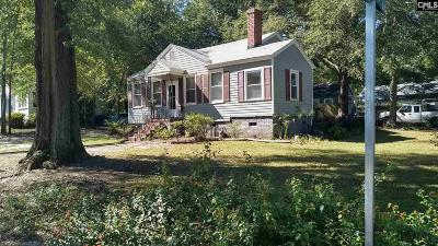 Rosewood Single Family Home For Sale: 601 Hemphill