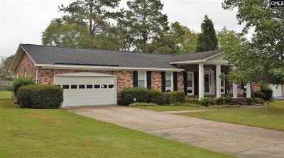 Columbia Single Family Home For Sale: 2436 Rolling Pines