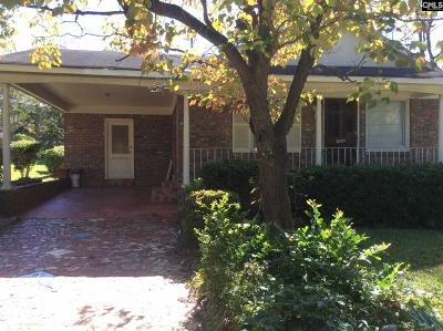 Columbia SC Single Family Home For Sale: $56,000