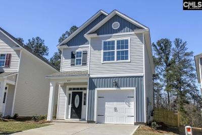 West Columbia Single Family Home For Sale: 138 Saint George #9