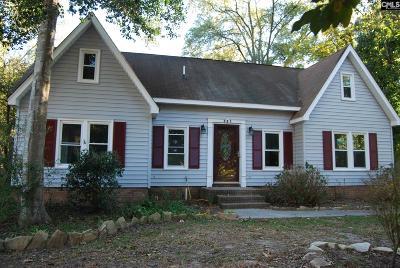 Irmo Single Family Home For Sale: 260 Trinity Three