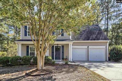 Lexington Single Family Home For Sale: 380 Siddington