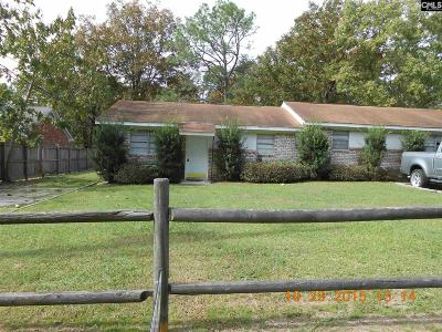 West Columbia Multi Family Home For Sale: 1043 & 1045 Reynord