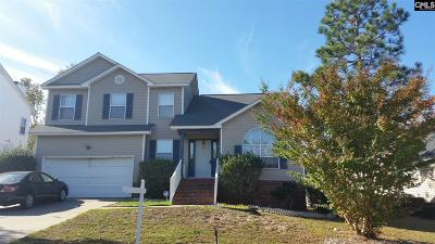Columbia Single Family Home For Sale: 27 Misty Morning