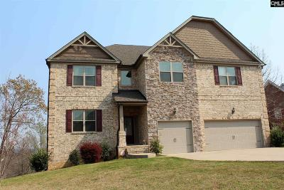 Blythewood Single Family Home For Sale: 516 Wild Hickory Lane