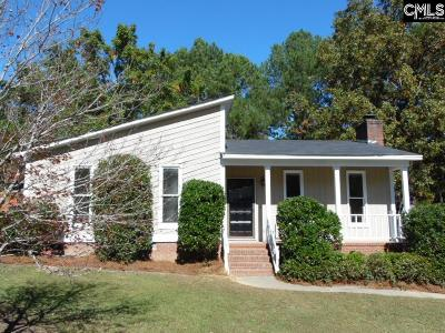 Irmo, Ballentine Single Family Home For Sale: 117 Raintree
