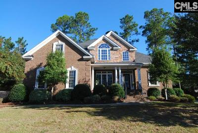 West Columbia Single Family Home For Sale: 232 Lake Frances