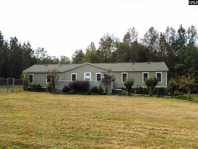 Leesville Single Family Home For Sale: 2342 Caney Branch
