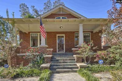 Single Family Home For Sale: 2407 Sumter