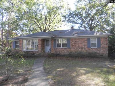 Columbia Single Family Home For Sale: 700 Byron