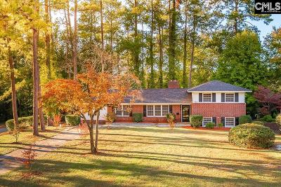 Forest Lake Single Family Home For Sale: 6901 Wedgefield
