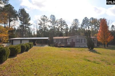 Newberry Single Family Home For Sale: 40 Rabbit