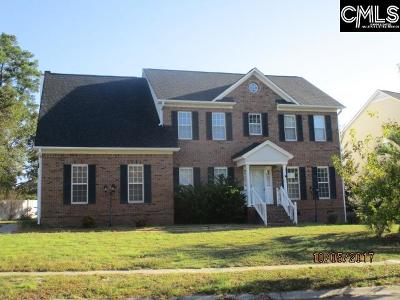 Single Family Home For Sale: 204 Ashley Hall