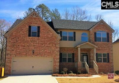 West Columbia Single Family Home For Sale: 487 Henslowe #1100