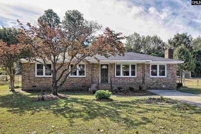 West Columbia Single Family Home For Sale: 1140 Starview