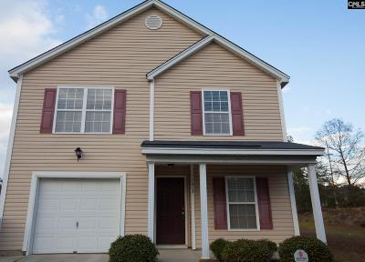 Columbia Single Family Home For Sale: 1013 Lake Village